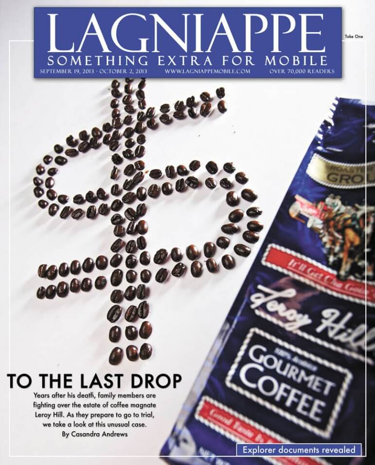 To the last drop: Heirs of Leroy Hill dispute ownership of coffee baron's estate