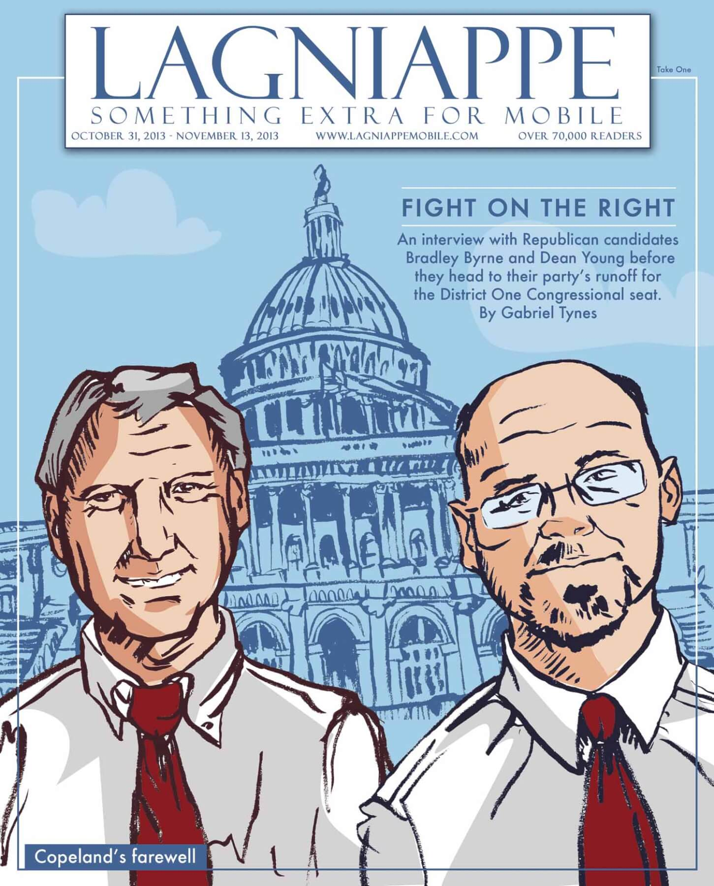 Lagniappe Oct. 31 – Nov. 13, 2013