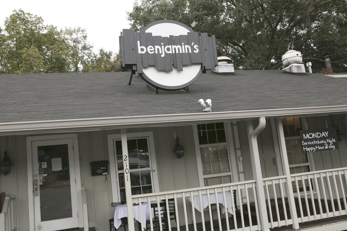 Benjamin's brings down home comfort in a creative package