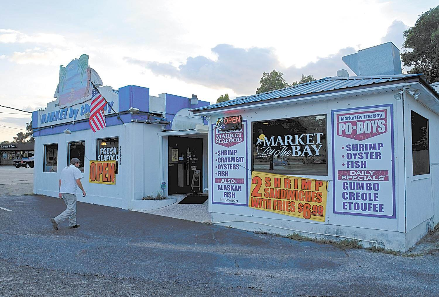 Could Market by the Bay have the area's best gumbo?