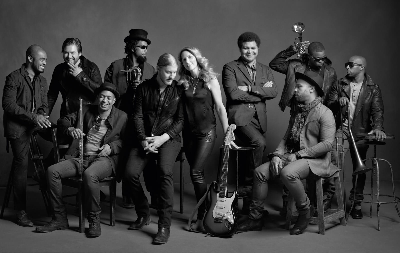 Tedeschi Trucks Band headlines Crazy Sista Beach Party