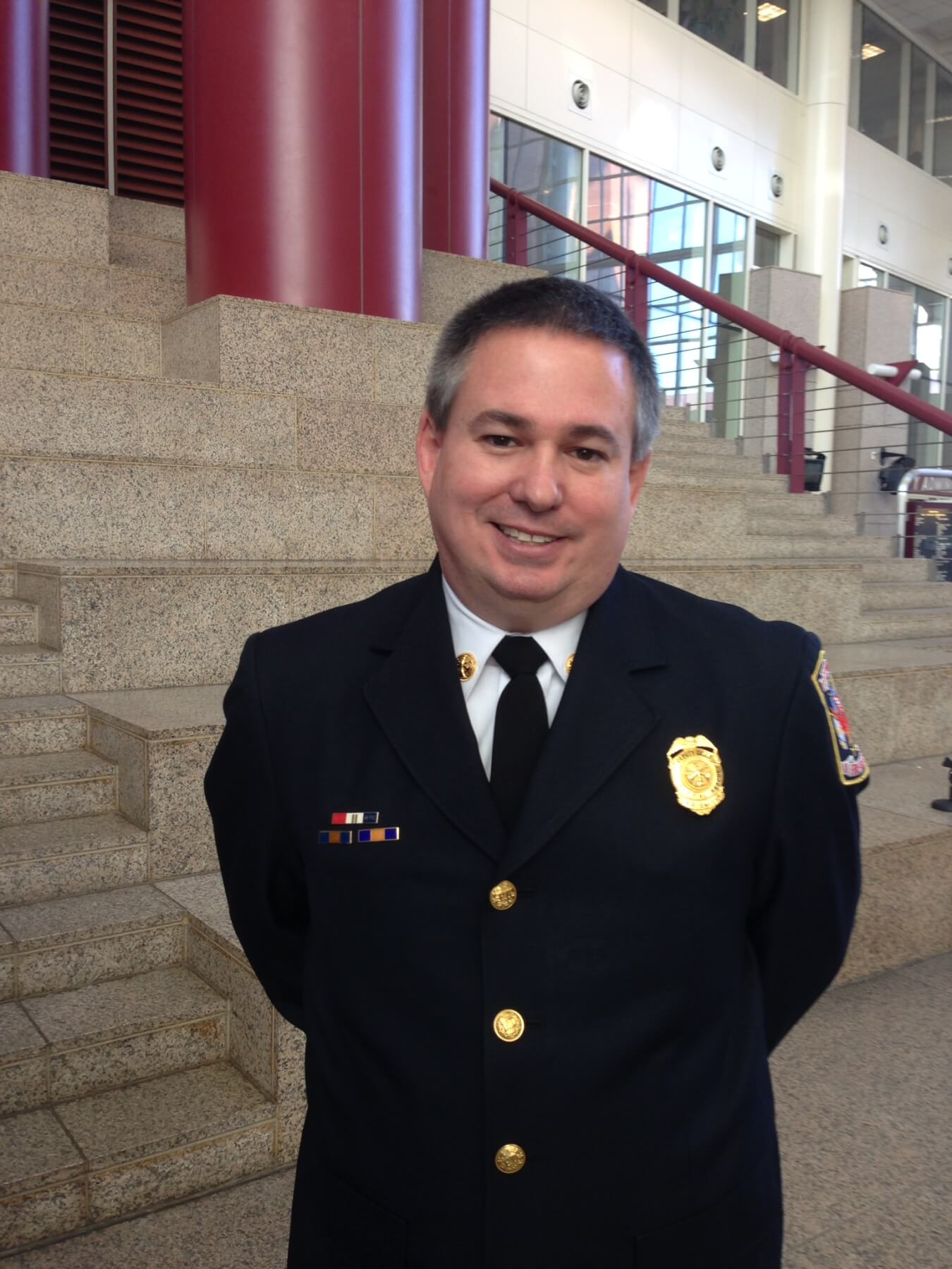 Discrimination lawsuit could affect approval of Stimpson fire chief appointment