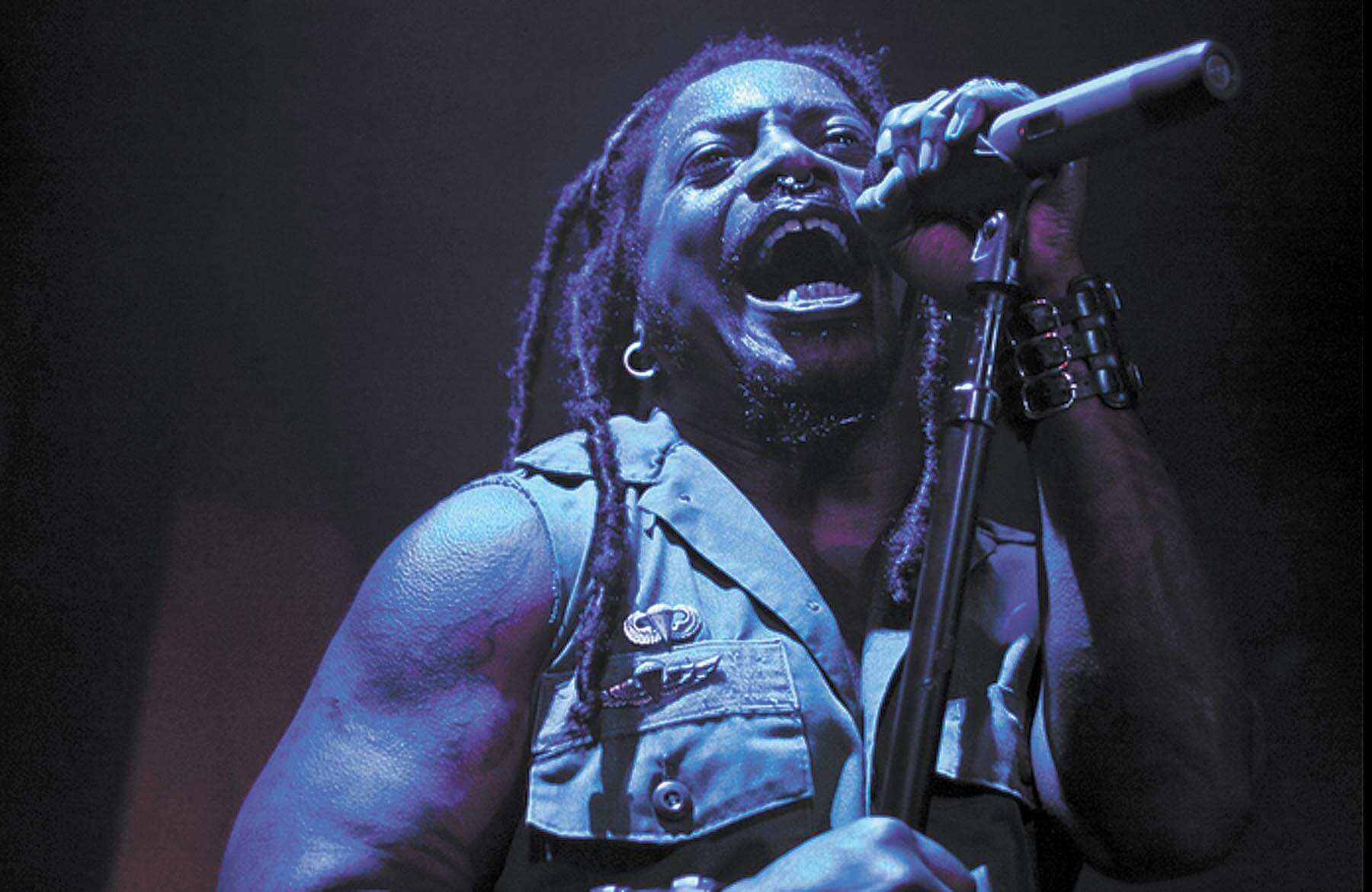 Nine albums later, the hits keep coming for Sevendust