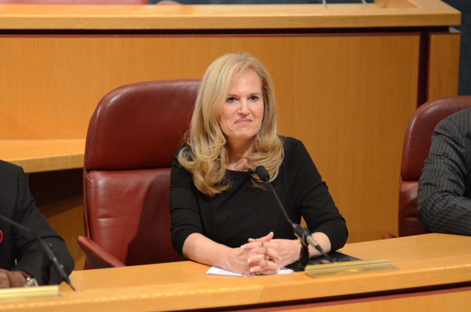 Council committee takes up street closure debate