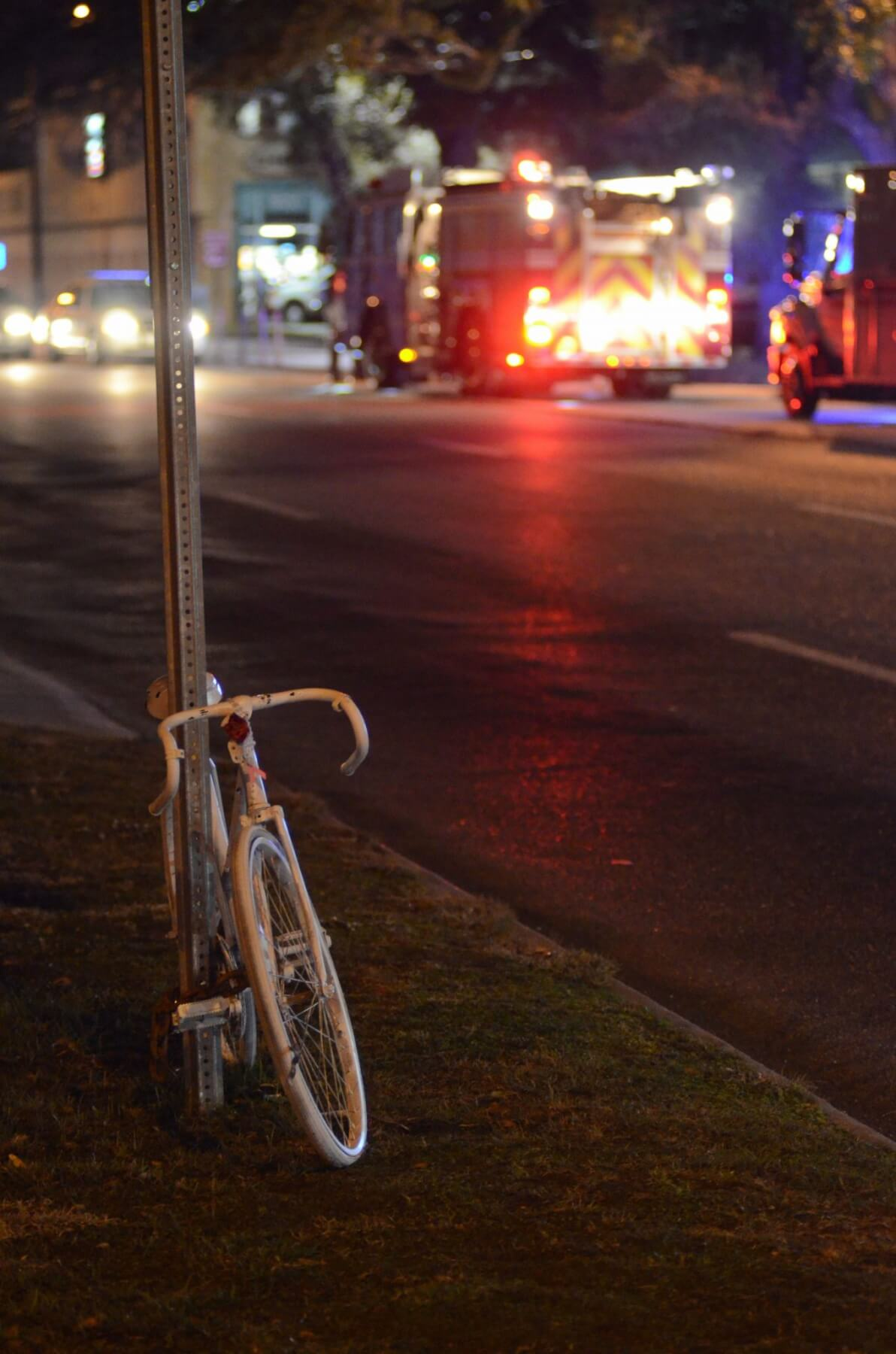 MPD: Victim of Thanksgiving cycling accident likely fell