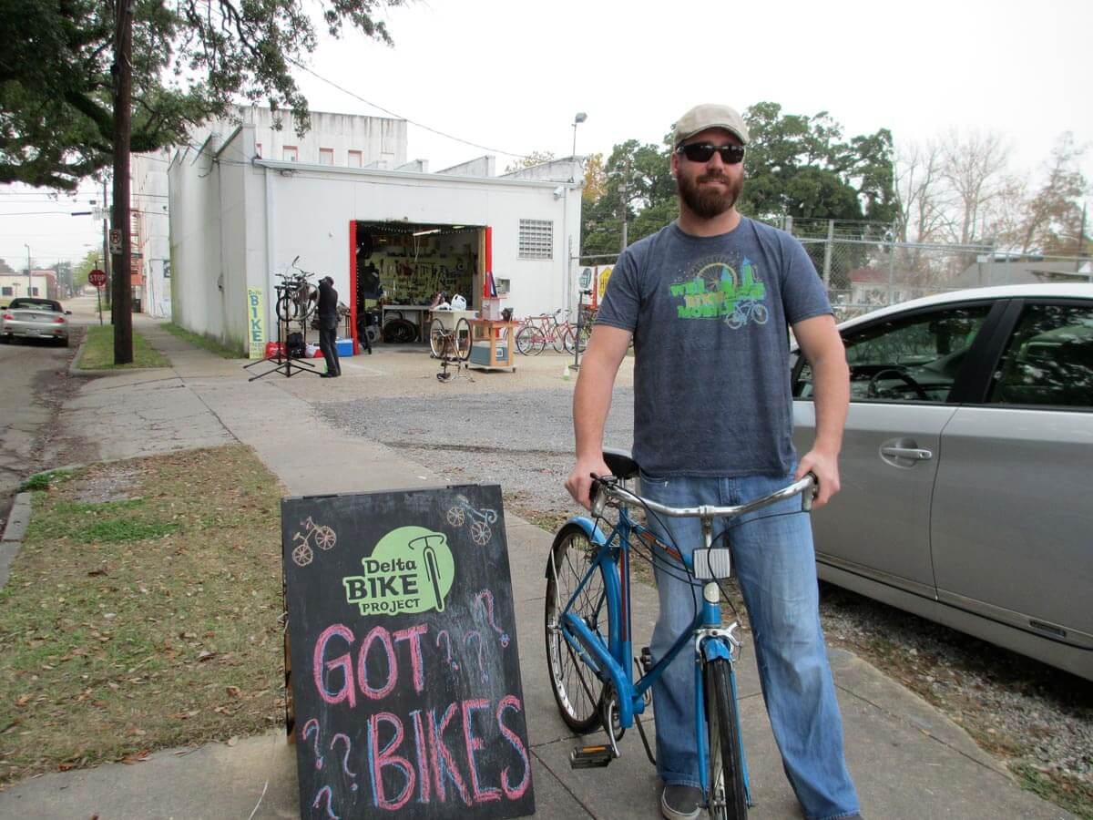 Delta Bike Project: From humble beginnings to making a real impact