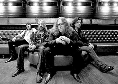Govt. Mule to let good times and tunes roll at Saenger Theatre Feb. 15