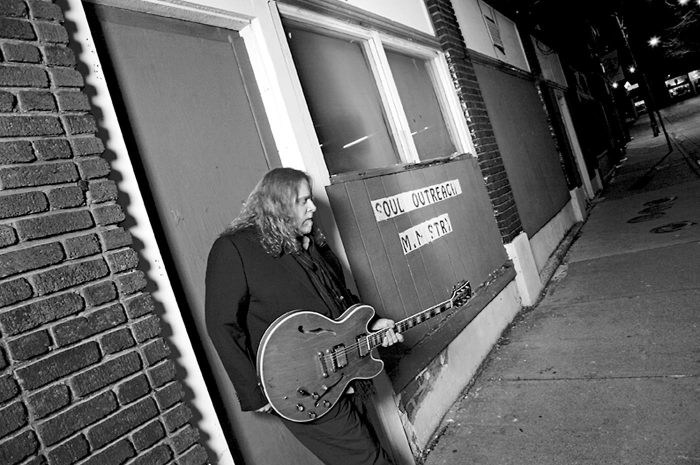 Warren Haynes discusses new album, plans for the future