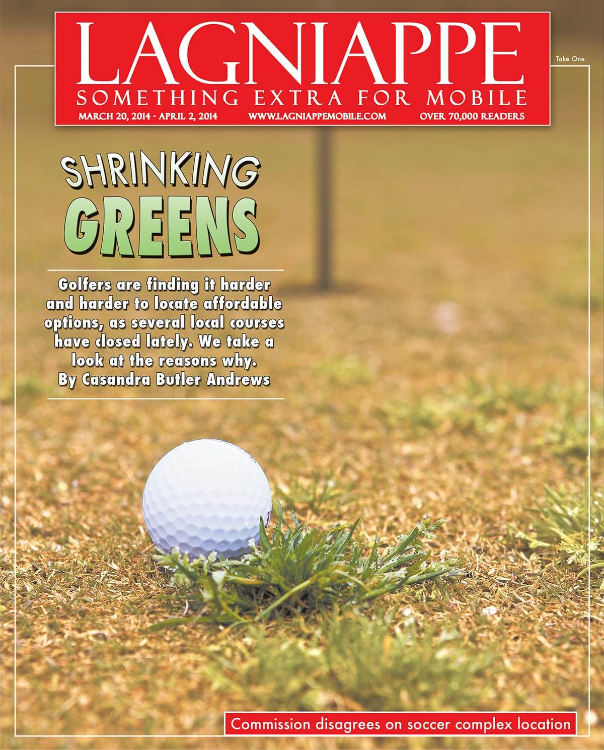 Missing links: Fewer public courses for local golfers