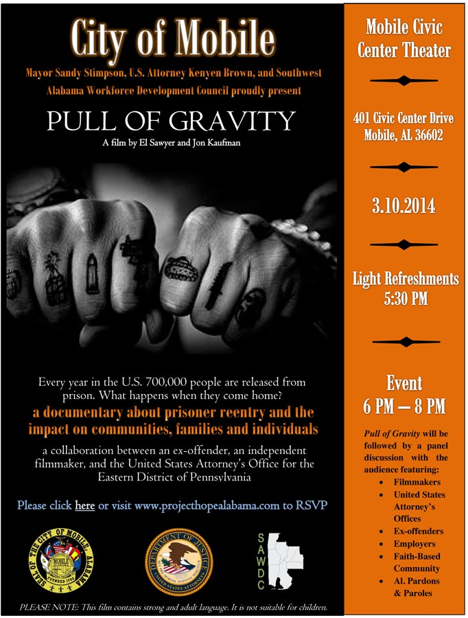 Documentary film and roundtable discussion tonight focuses on recidivism