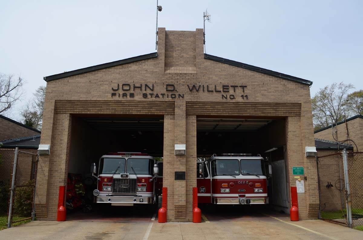 Fire Chief says department shuffle won't affect response times