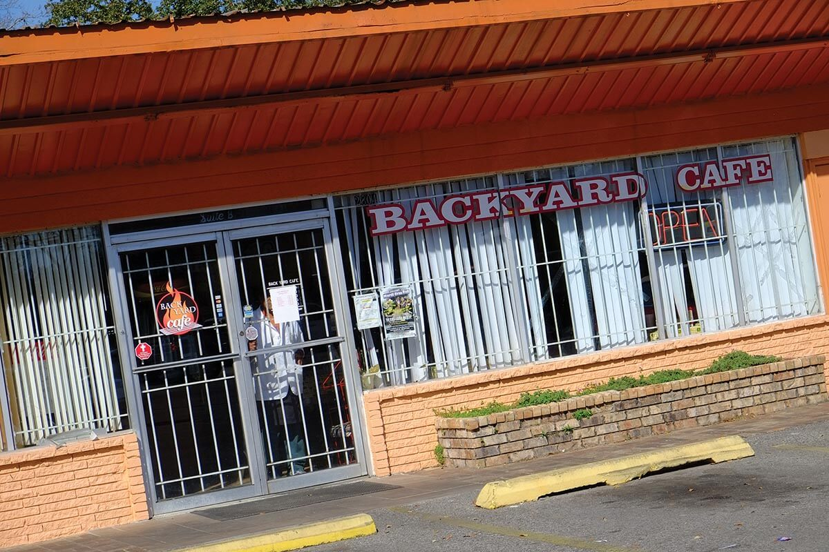 Go on a mission from God to try out Backyard Café