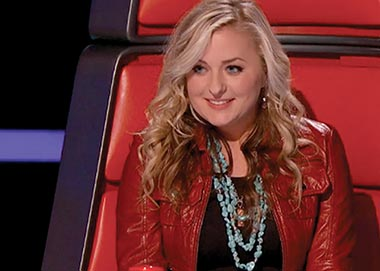 Cary Laine remains humble after appearance on 'The Voice'