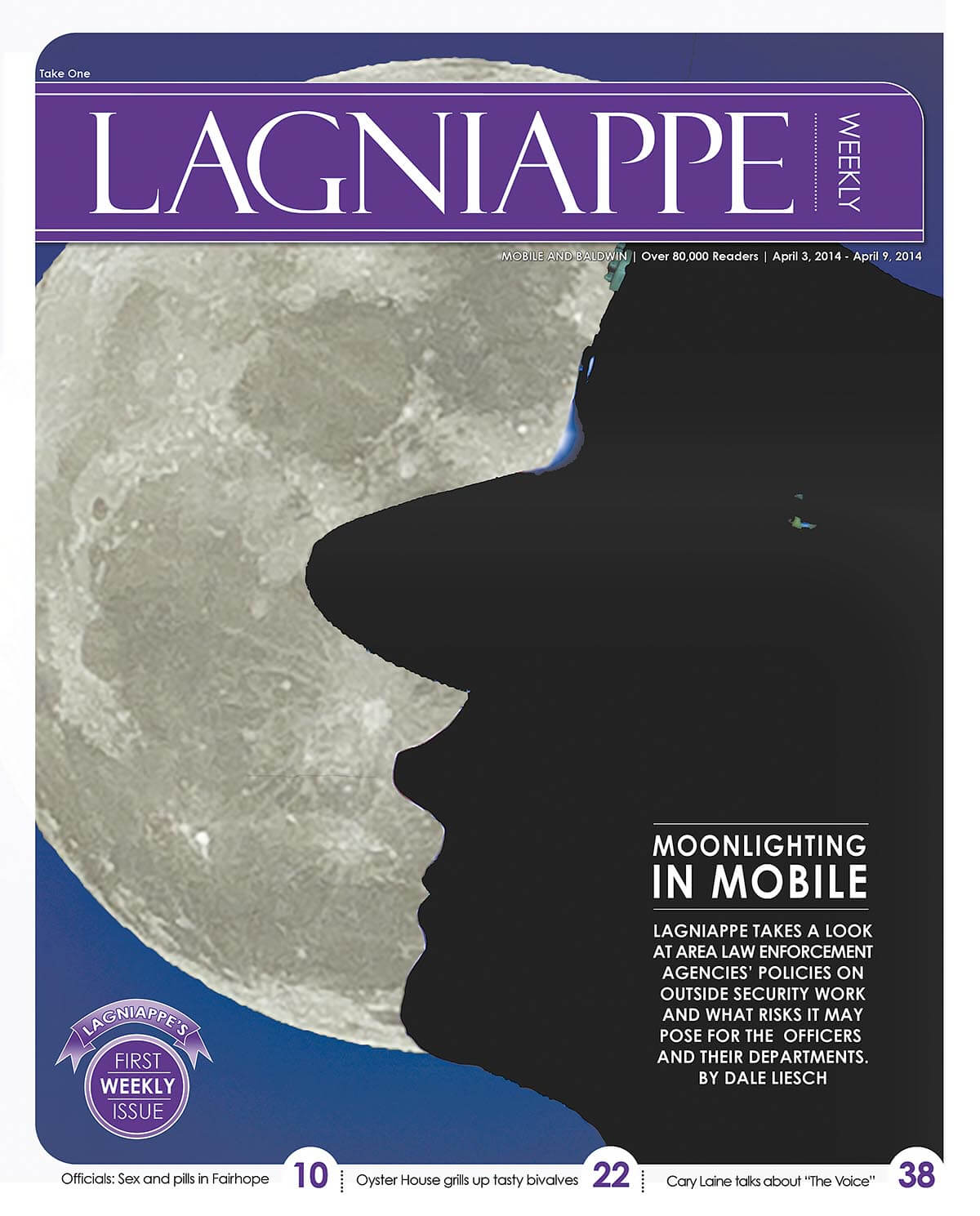 Lagniappe April 3-9, 2014