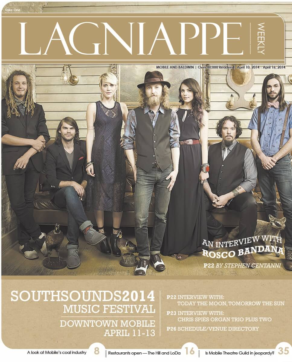 Lagniappe April 10-16, 2014