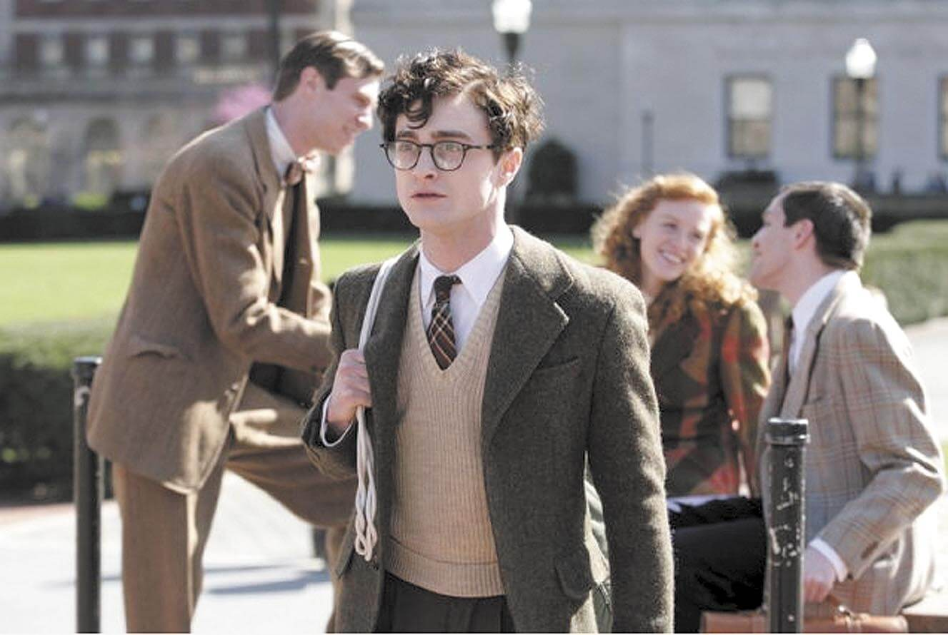 'Kill Your Darlings' offers engrossing look into group of famous writers