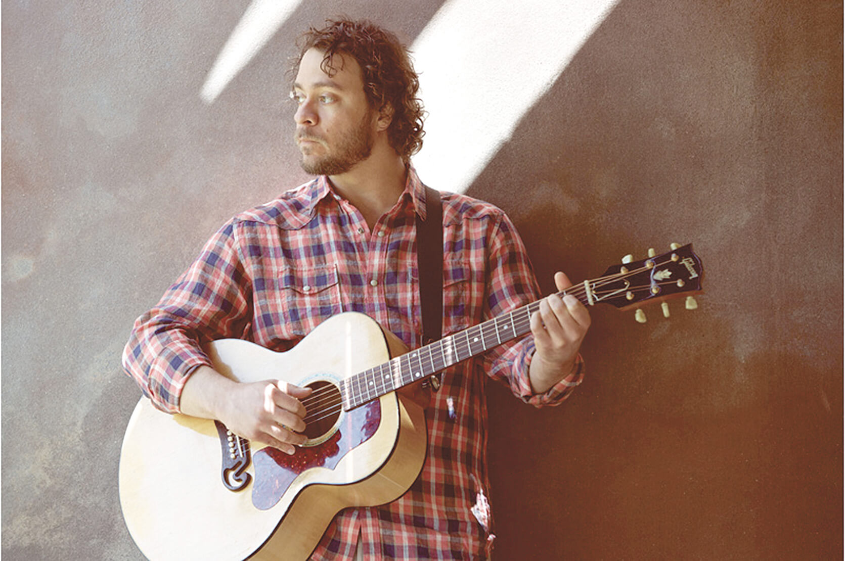 Amos Lee to spread his gospel at Hangout