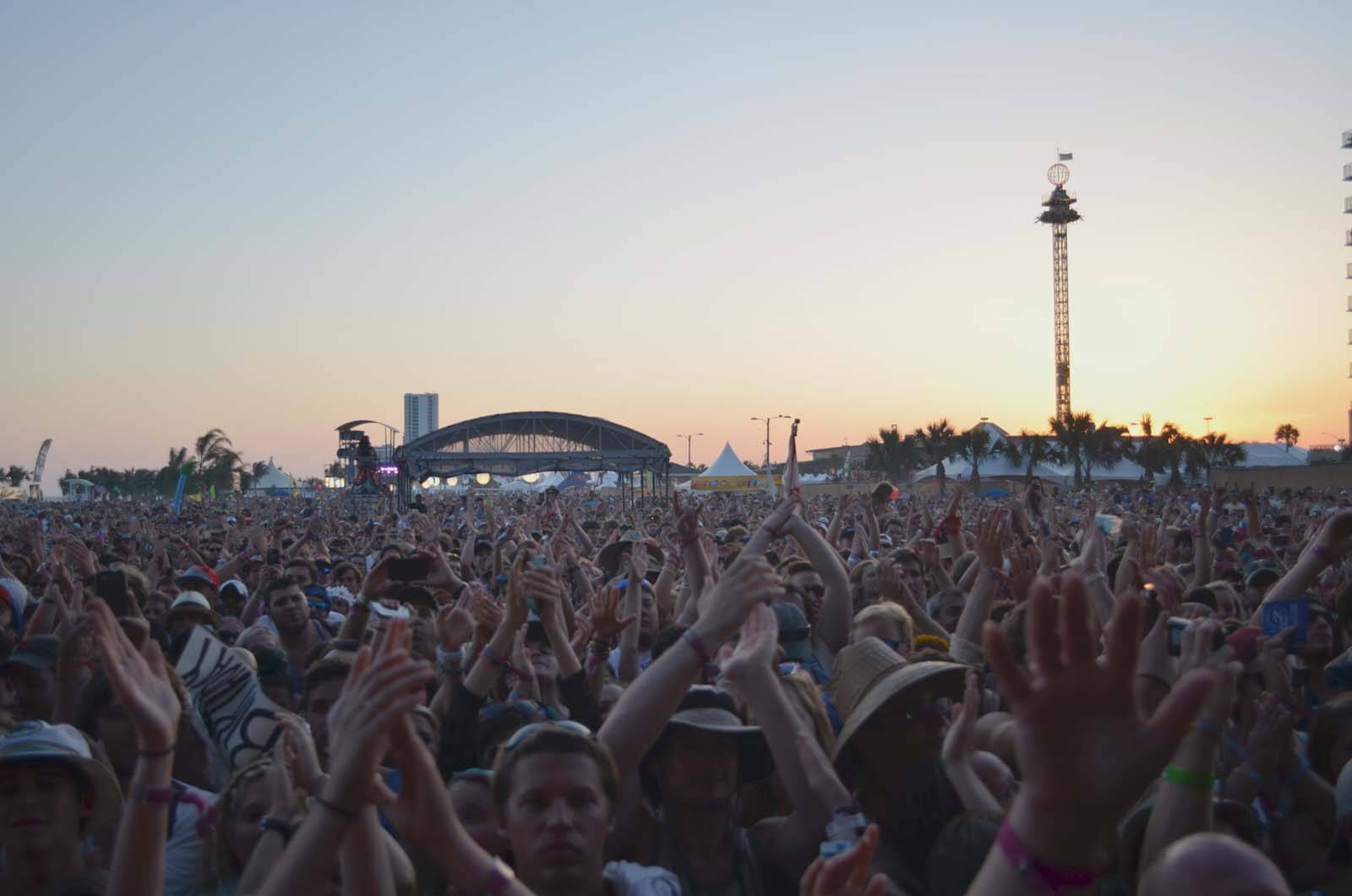 Hangout Fest secures five-year contract extension