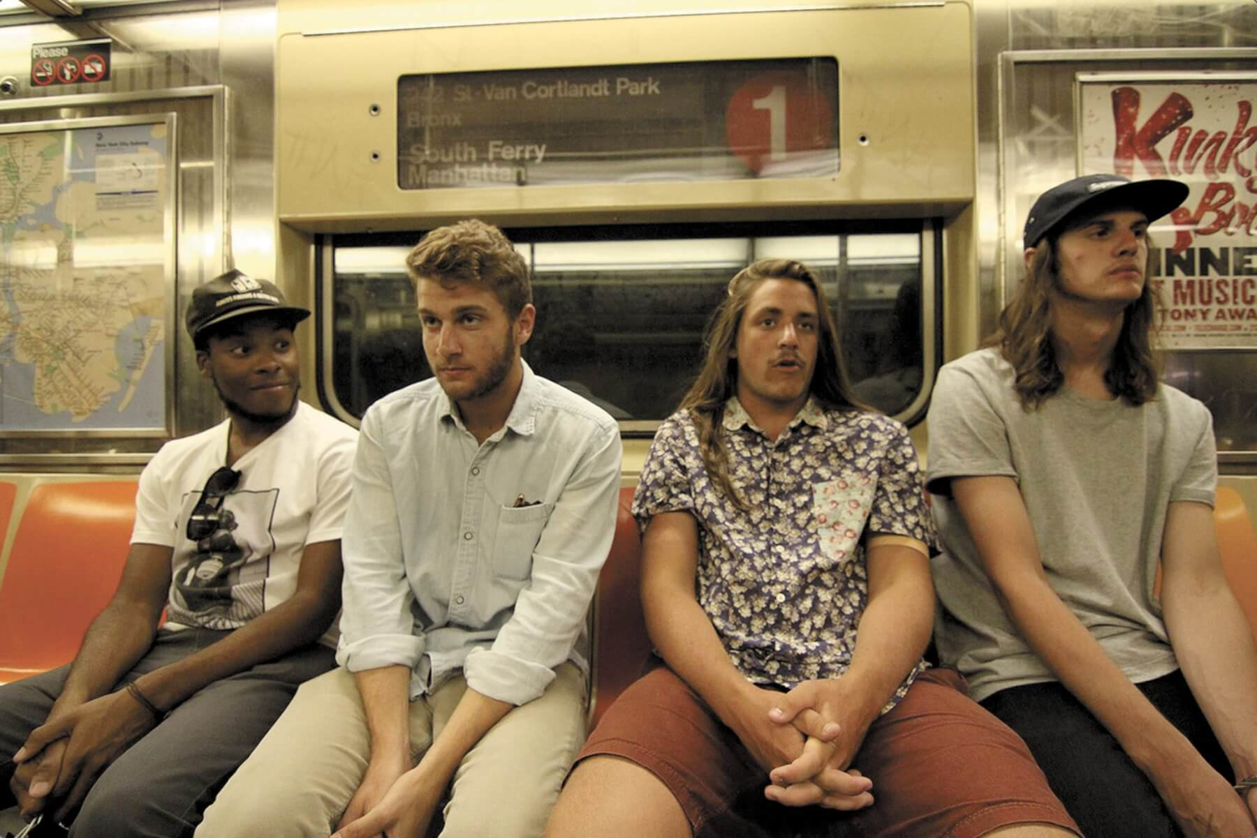 The Hangout rundown: The Lonely Biscuits squeeze busy schedule around final exams