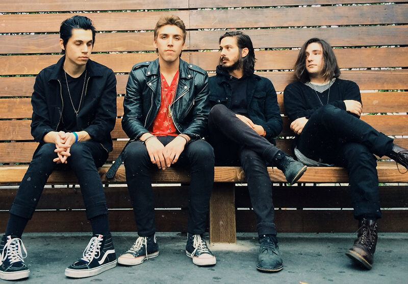 Bad Suns find their own voice, turn rejection into reward