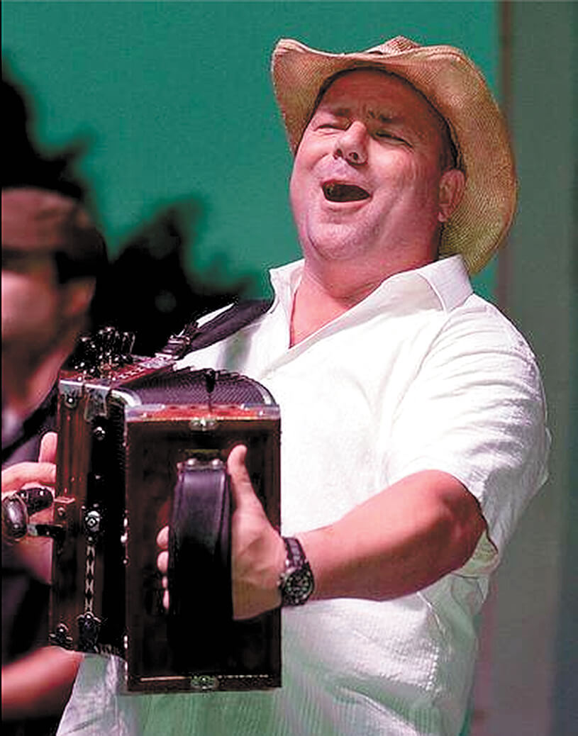 Bergeron brings Zydeco party to Hangout stage in Gulf Shores