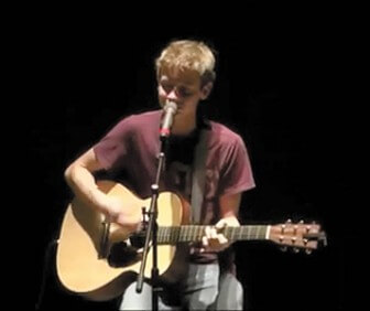 Luke Weathersby of Daphne has been chosen to represent the Mobile area at this year's 'Grammy in the Schools' program.
