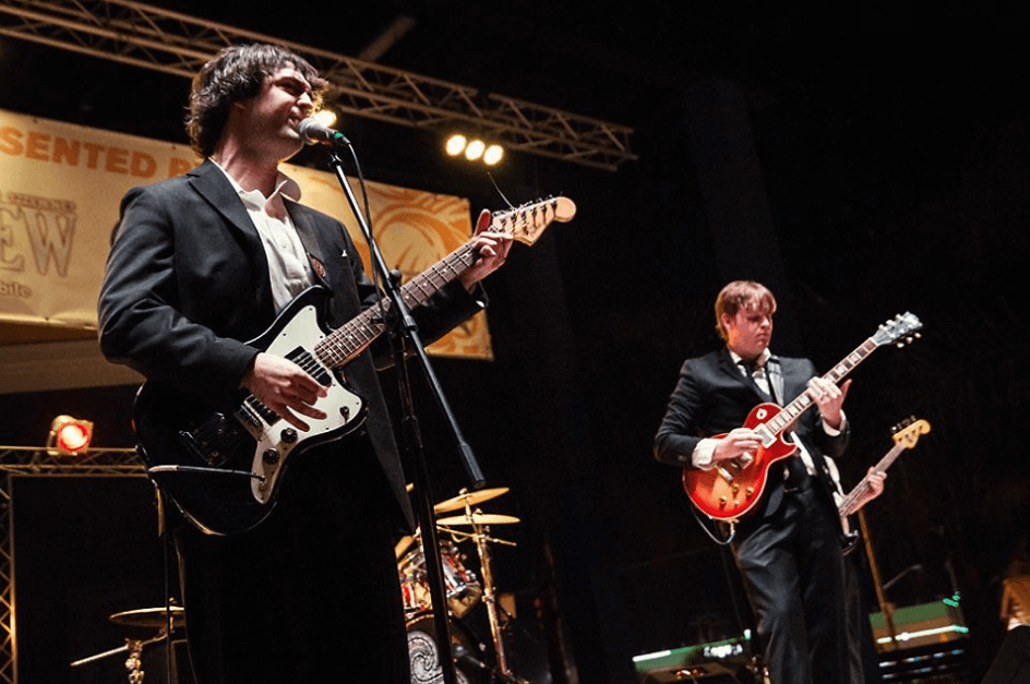 Relive the '90s with a powerful Blind Mule line-up