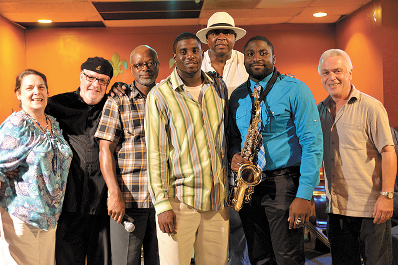 Diverse lineup at Mobile's annual Jazz Festival