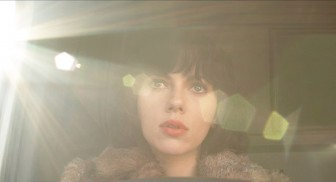 Scarlett Johansson is a seductive alien in 'Under the Skin.'