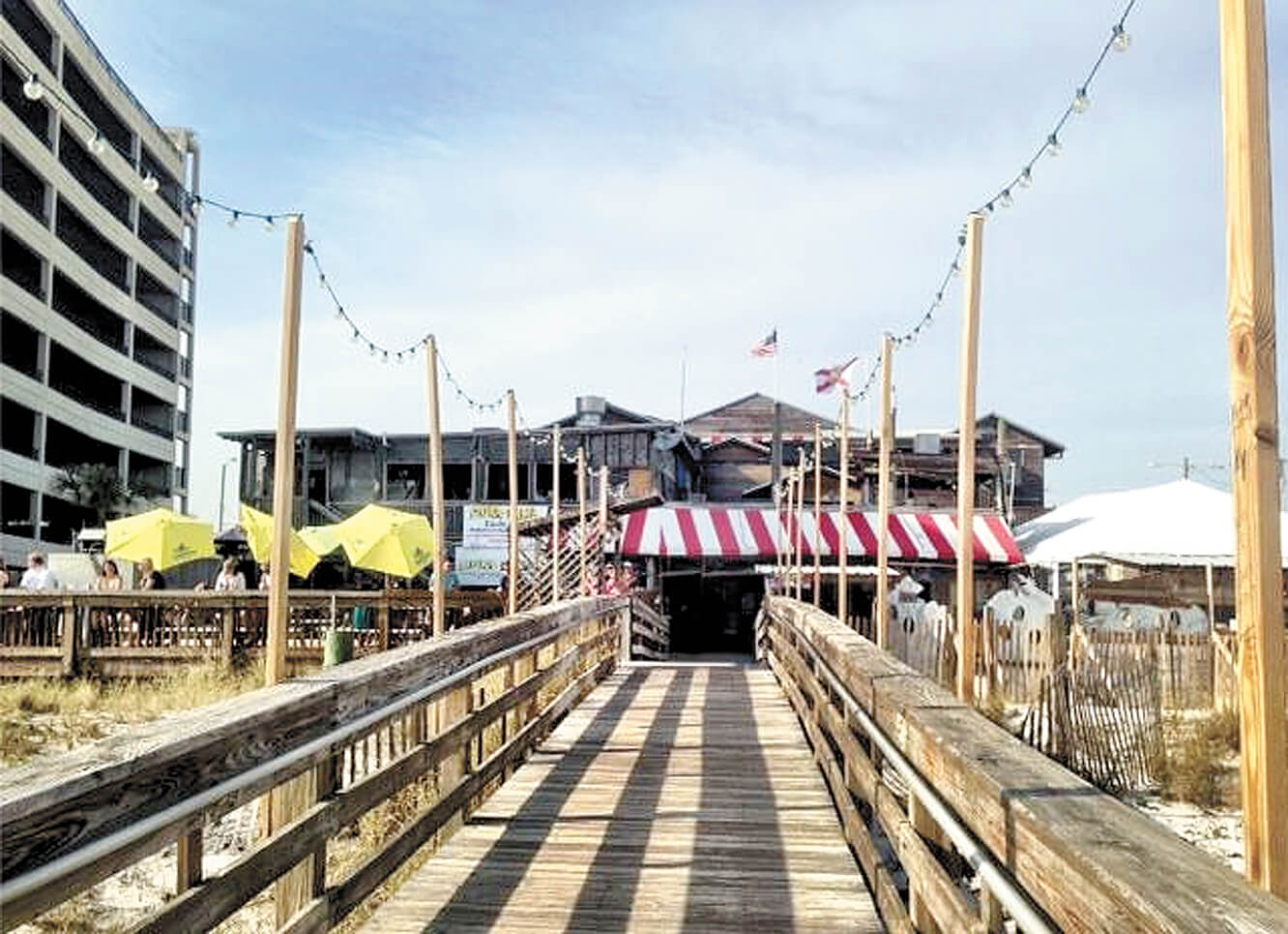 Flora-Bama sues entertainment network over trademark