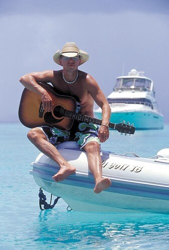 Kenny Chesney headlines a free beach concert Aug. 16.