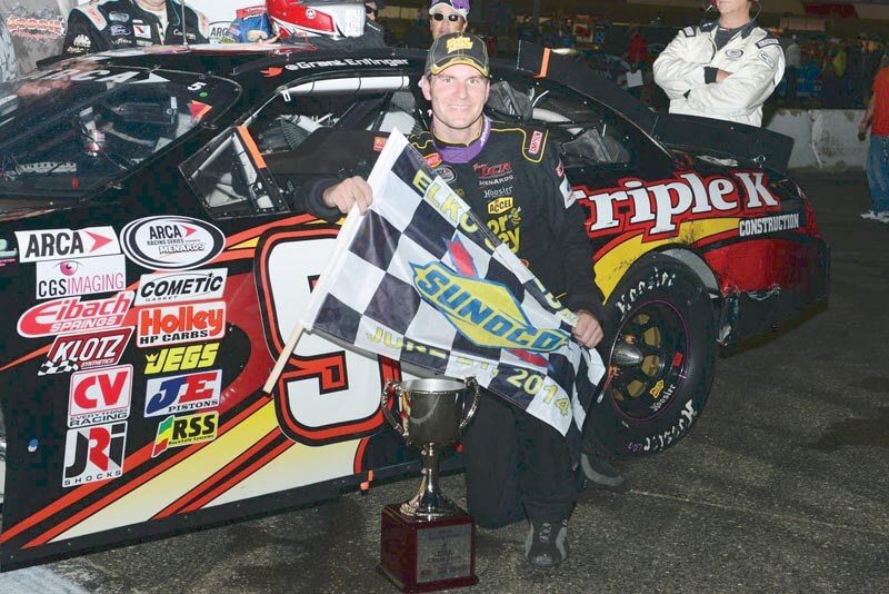 Local drivers in chase for ARCA Racing Series Championship