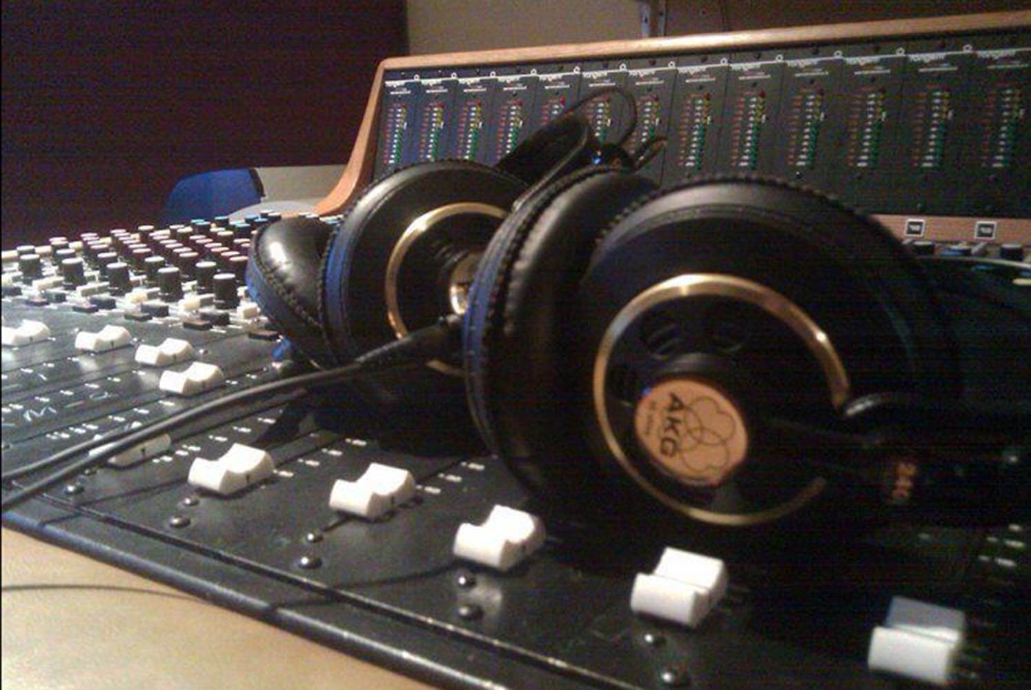 Gearheads' audio collection making tracks at local studio