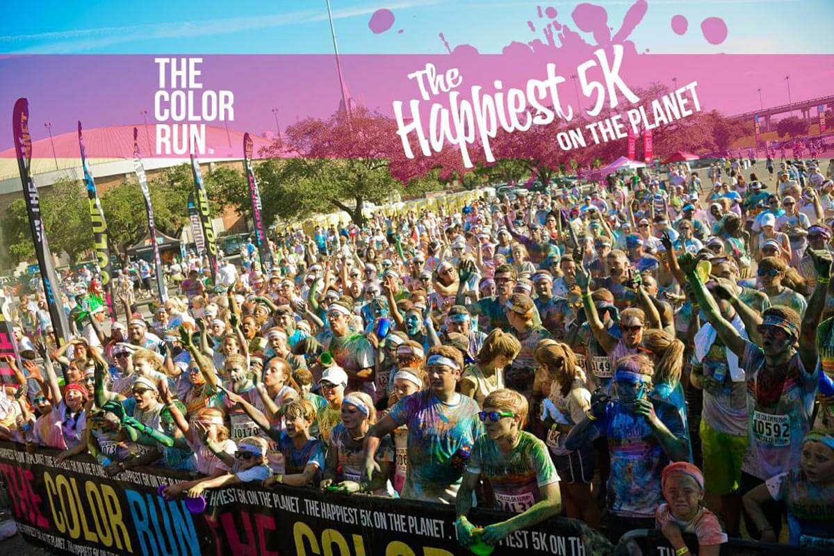Color Run returns in October to highlight day of fun in downtown Mobile