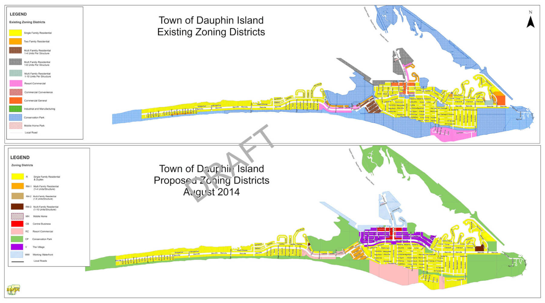 Public input delays Dauphin Island zoning changes