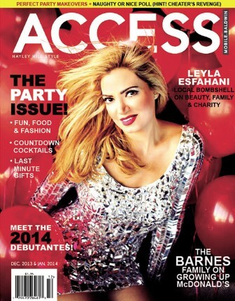 Access Magazine has settled into its new office in MiMo after more than three years publishing.