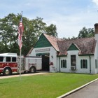 Ashland Fire Station on Old Shell Road.