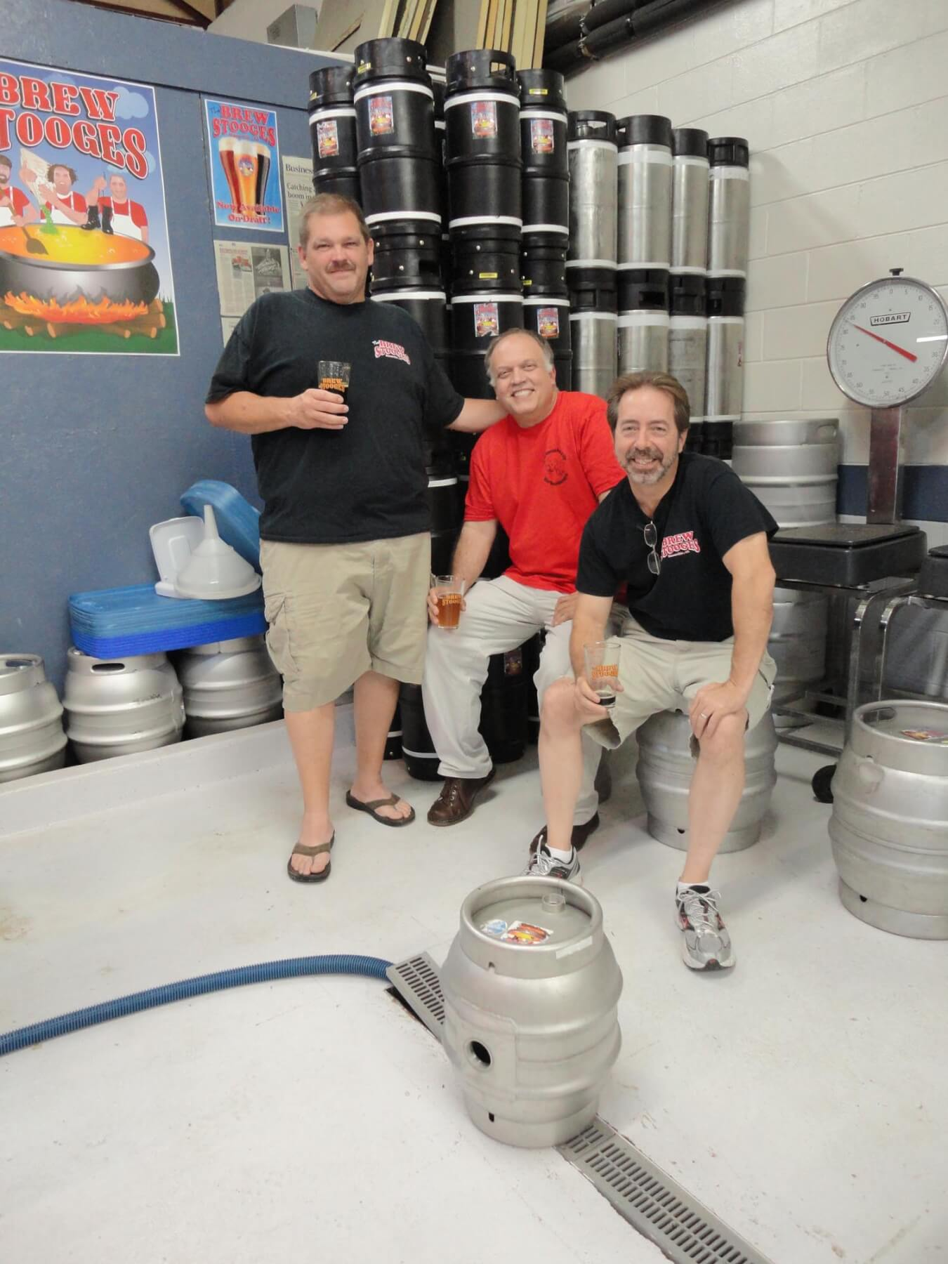Huntsville's Brew Stooges are engineering craft-ier beers