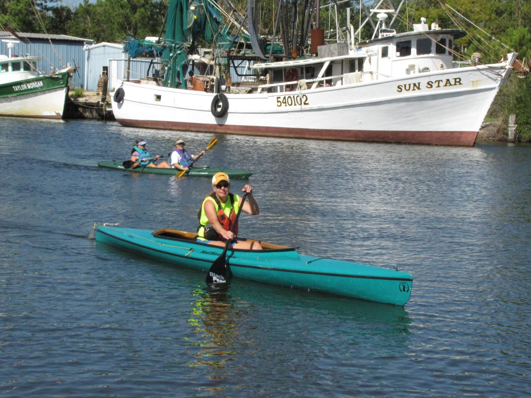 Paddling an adventurous way to explore the Mobile-Tensaw Delta