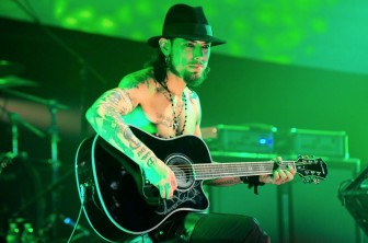 Guitarist Dave Navarro of Jane's Addiction will rock the Coca-Cola Stage at BayFest.