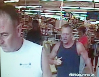 MPD seeks help from the public to identify two men accused of stealing a woman's debit card.
