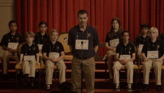 Jason Bateman plays a middle-school dropout taking advantage of a regulatory loophole to participate in the national spelling bee.