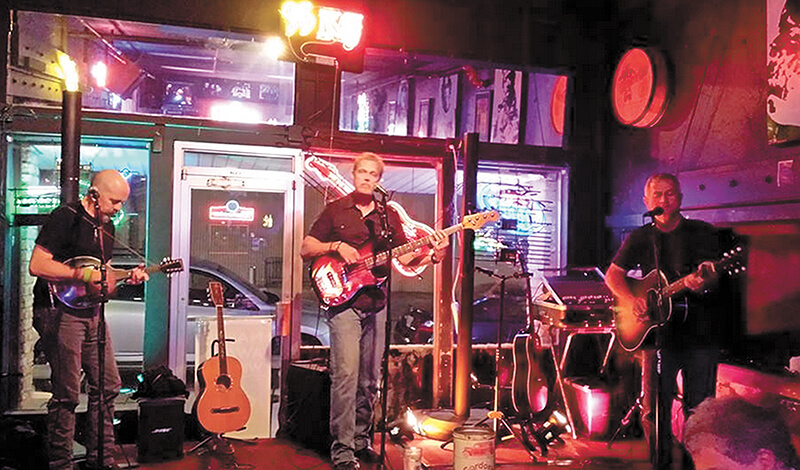 BayFest's Café Stage is home for local artists