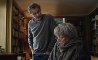 "Veteran screen actors Kevin Kline and Maggie Smith tackle complicated roles in ""My Old Lady."""