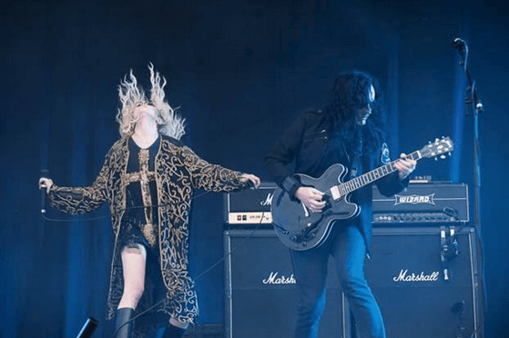 Calm after the storm: The Pretty Reckless pick up the pieces and move on