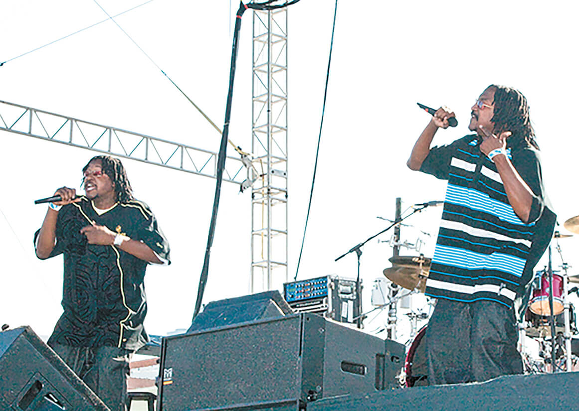 Local hip-hop a great way to kick off BayFest
