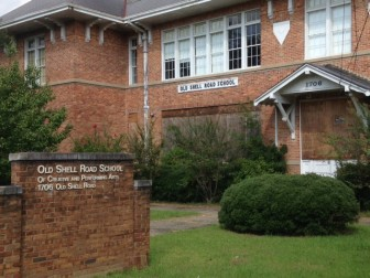 The Old Shell Road Magnet School property, which was abandoned by Mobile County Public Schools in 2012, could soon be purchased for apartment development.