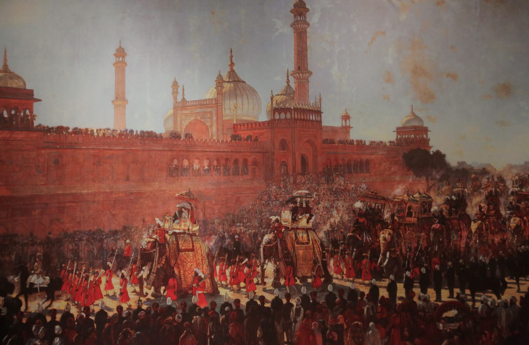 MacKenzie's 'Ark of India' staggering in scope and talent