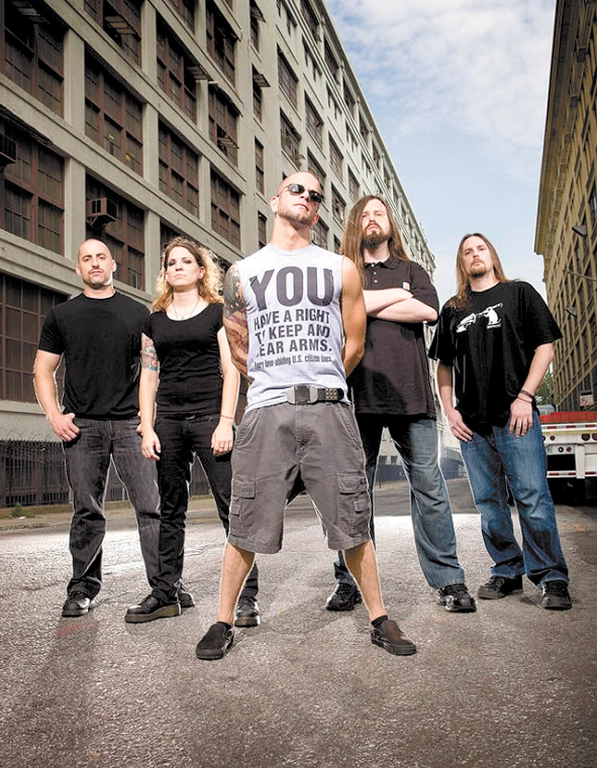 All That Remains credits its musical evolution for – well – remaining