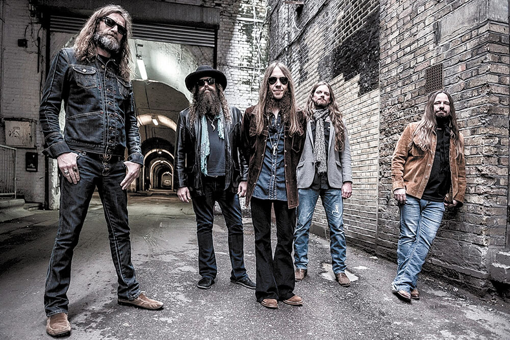Atlanta's Blackberry Smoke may tease BayFest crowd with tracks from yet-to-be-released album